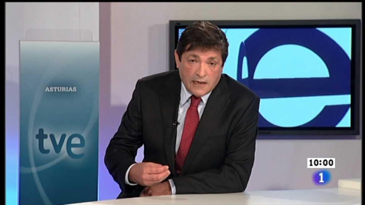 Los desayunos de TVE - Javier Fernández, candidato del PSOE a la presidencia del Principado de Asturias - Ver ahora