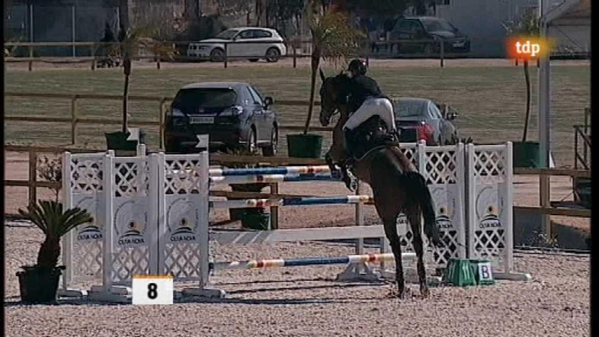 Hípica - Mediterranean Equestrian Tour (III) - GP Diamond Ayuntamiento de Oliva - Ver ahora