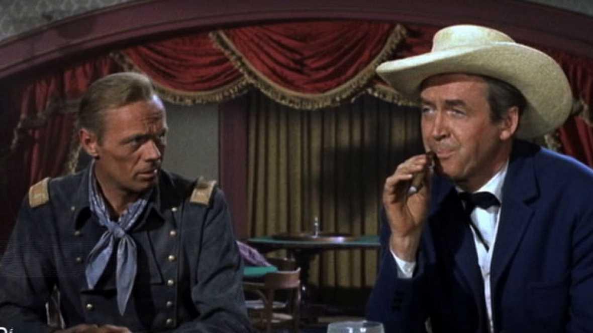Esta noche 'Dos cabalgan juntos', de John Ford, en 'Clásicos de La 1'