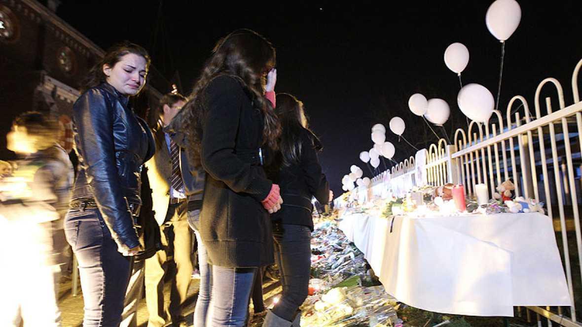 Este viernes repatriarán a Bélgica los cuerpos de las víctimas del accidente de autobús en Suiza