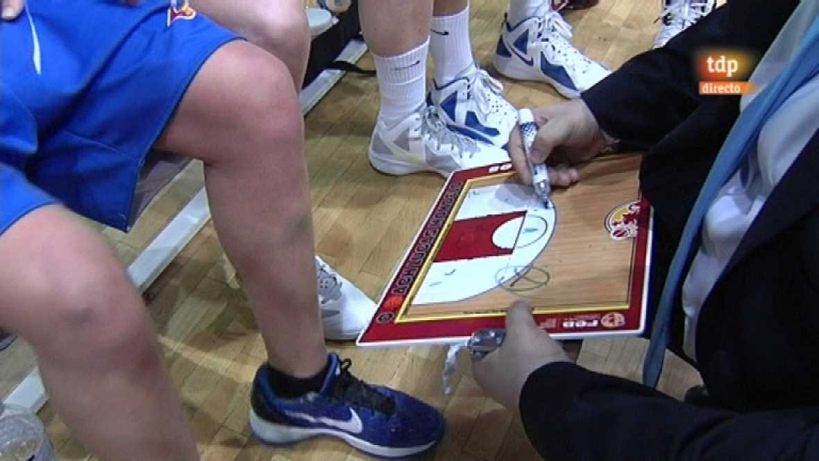 Baloncesto: Liga femenina - Caja Rural Tintos Toro - Perfumerías Avenida - 17/03/12 - ver ahora