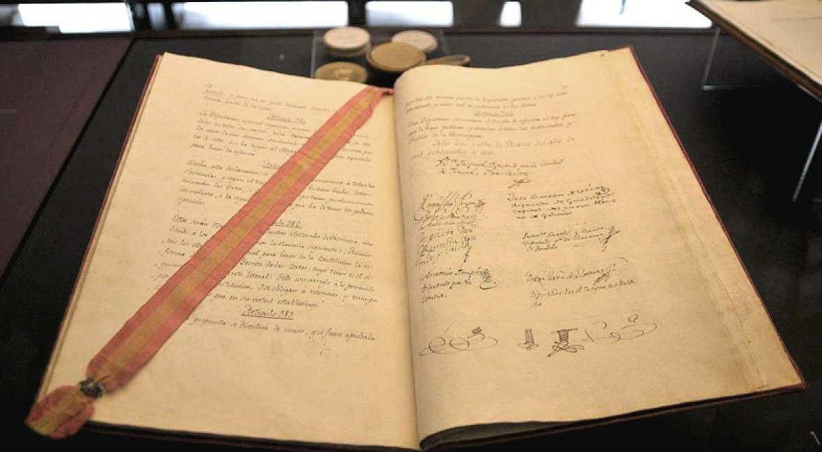Aniversario de 'La Pepa', constitución de 1812, el 19 de marzo de 2012