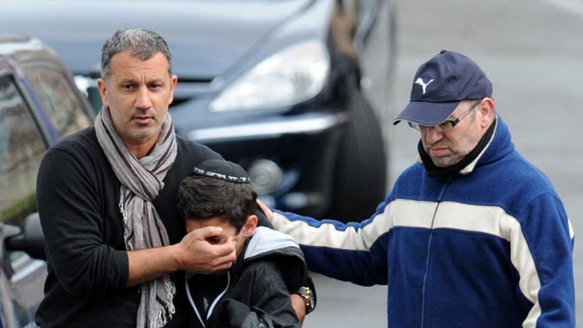 Conmoción en toda Francia por el asesinato en una escuela judía