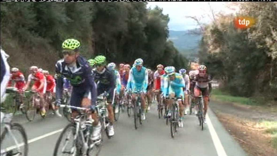 Ciclismo - Volta a Catalunya, 1ª etapa: Calella-Calella - 19/03/12 - Ver ahora