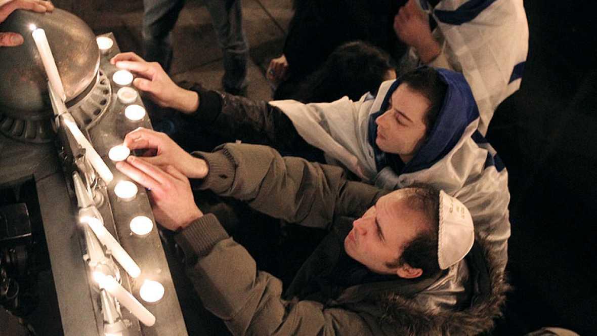 Francia llora a las víctimas del ataque contra un colegio judio en Toulouse