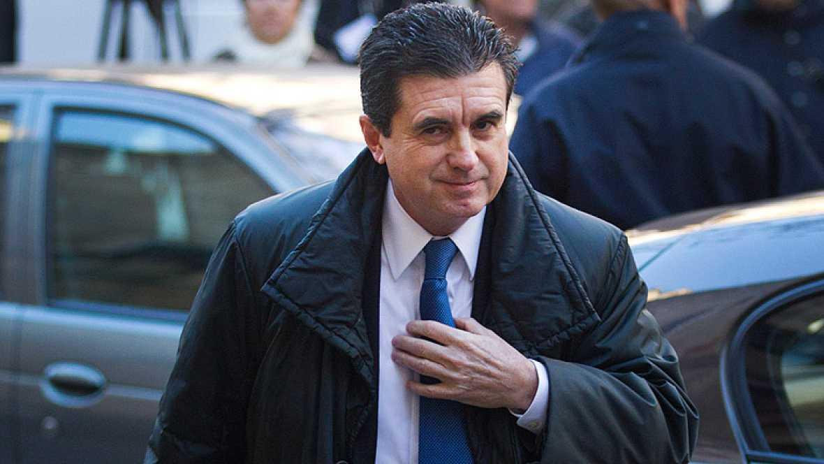 Condenado a 6 años de cárcel  Jaume Matas en el primer juicio del caso Palma Arena