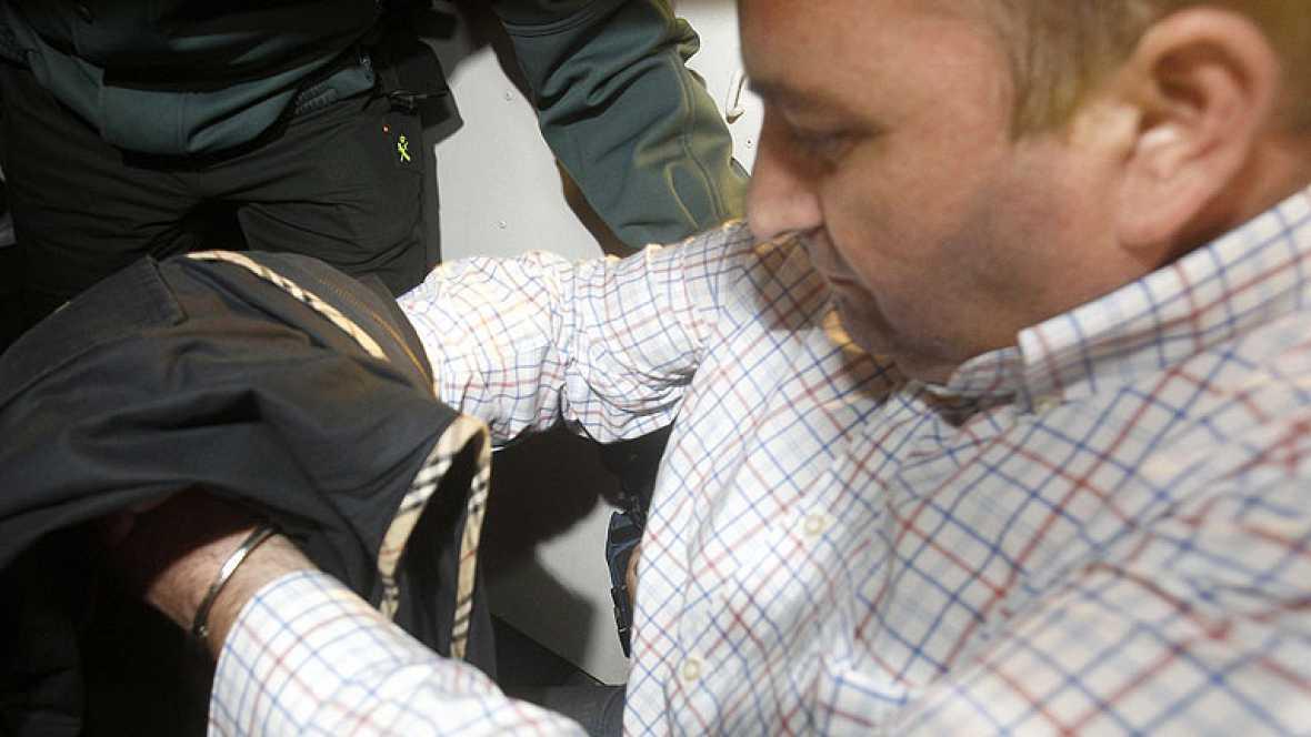 Ingresa en prisión el chófer del exdirector general de Trabajo de la Junta