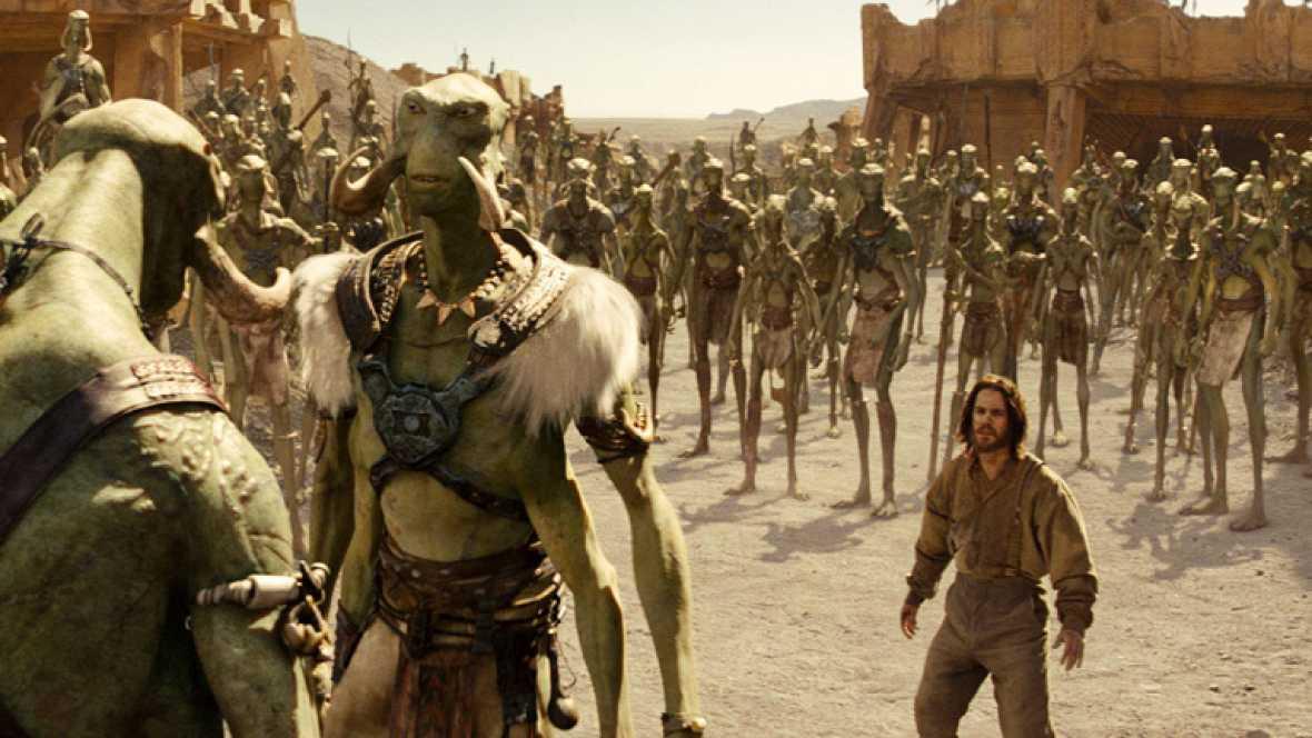 'John Carter,' otro fracaso en taquilla del cine de Hollywood