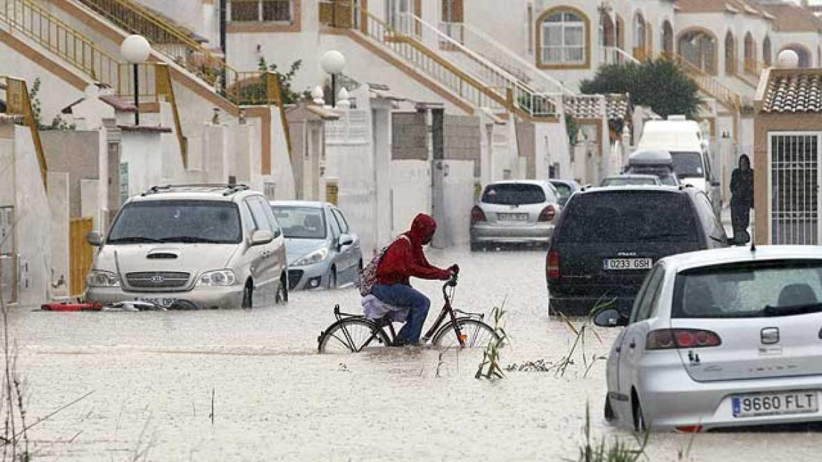 Más Gente - Suben las temperaturas y llueve en Cataluña