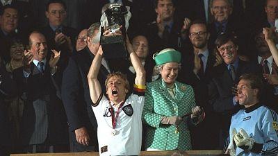 Eurocopa 1996: Alemania 2-1 República Checa