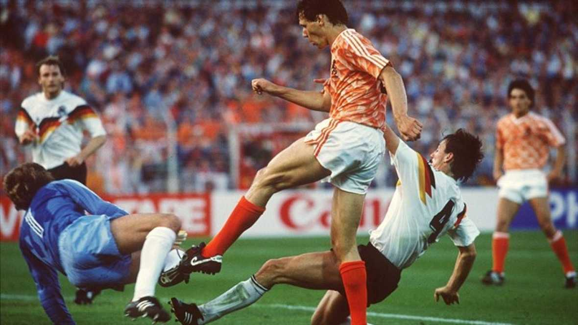 Eurocopa 1988: Holanda 2-0 URSS