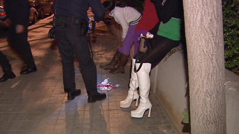 prostitutas atocha prostitutas en paris