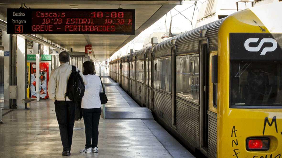 Segunda jornada de huelga general en Portugal contra la reforma laboral