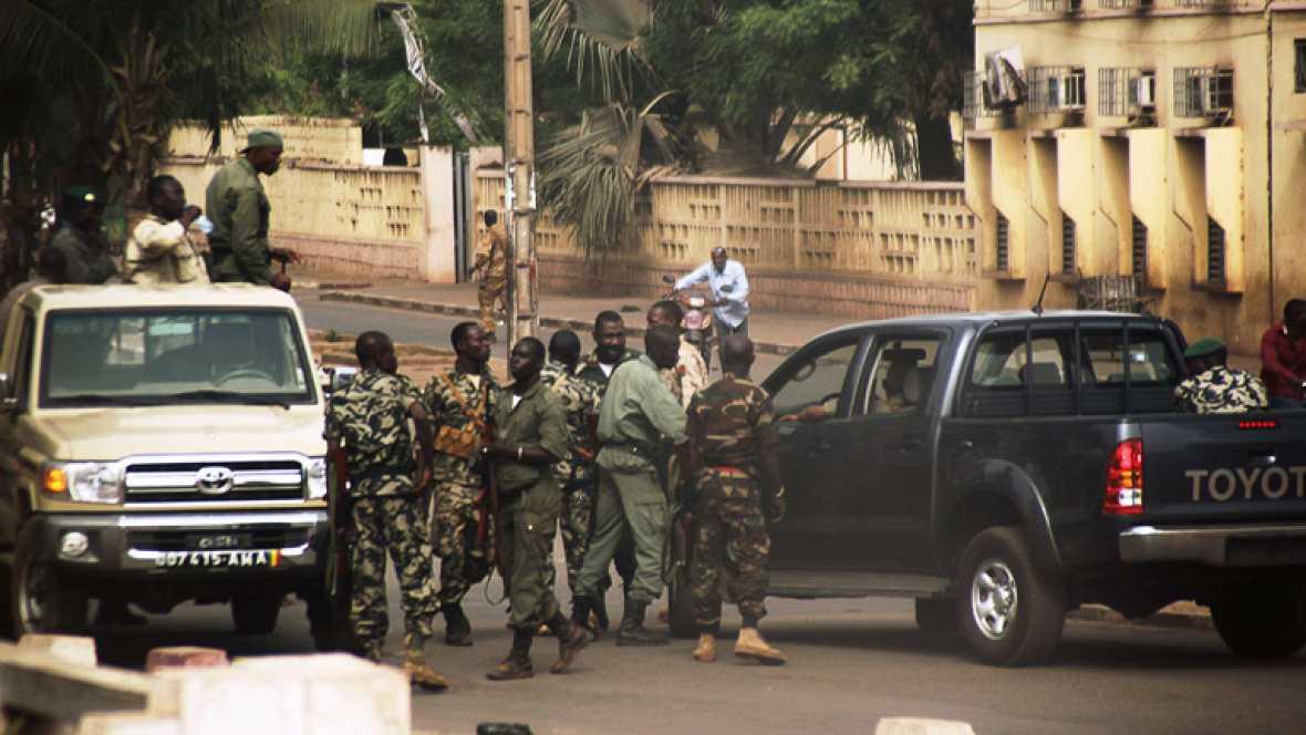 Golpe militar en Mali