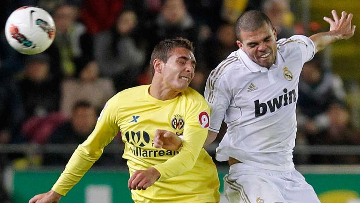 Decisiones polémicas en el Villarreal - Real Madrid