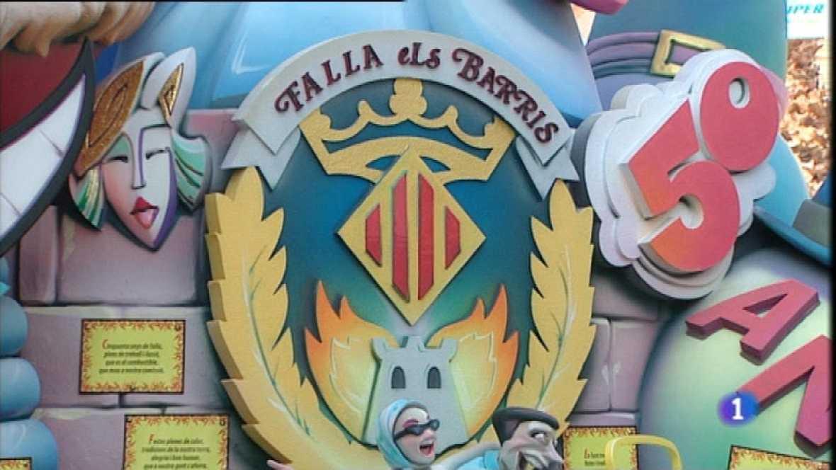 L'Informatiu - Comunitat Valenciana - 23/03/12 - Ver ahora