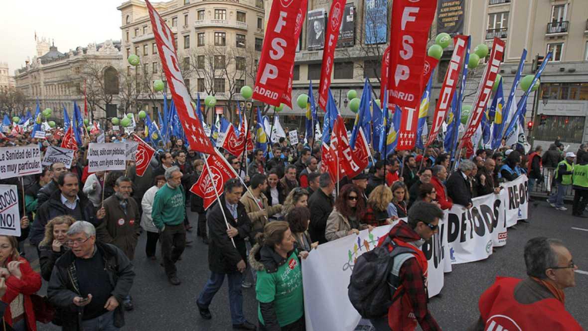 Informativo de Madrid - 23/03/12