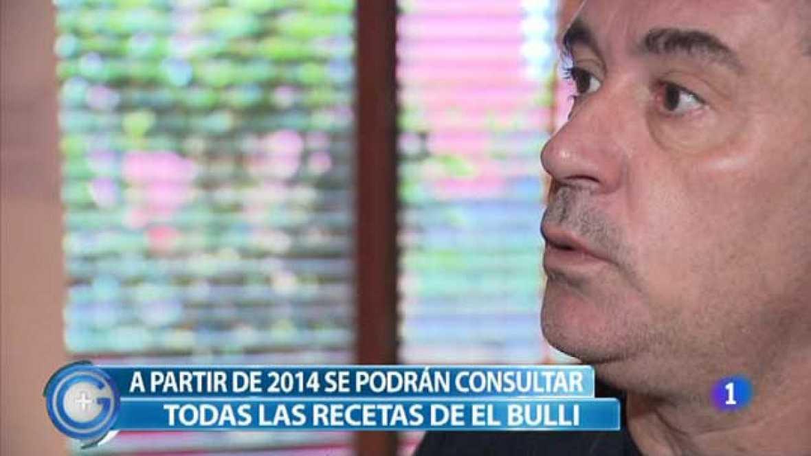 Más Gente - Ferran Adrià presenta la 'Bullipedia'