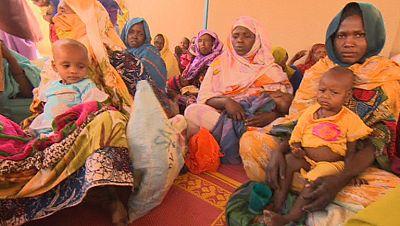Informe Semanal viaja a Chad para retratar la emergencia sanitaria en el Sahel africano