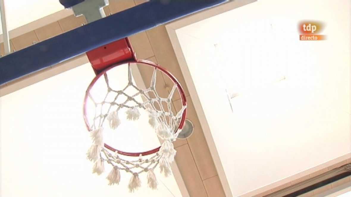 Baloncesto: Liga femenina - Hondarribia Irún-Mann Filter Zaragoza - 24/03/12 - ver ahora