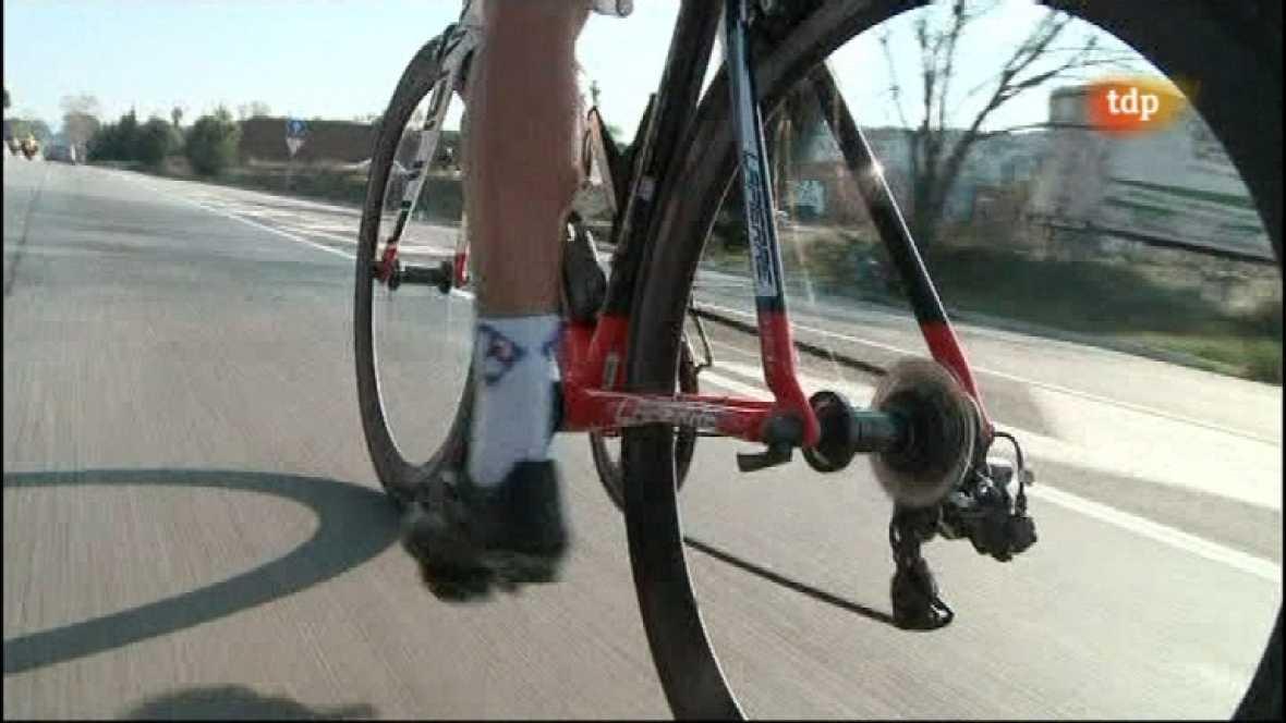 Ciclismo - Volta a Catalunya, 6ª etapa: Sant Fruitós de Bages-Badalona Centre Comercial Màgic - 24/03/12 - Ver ahora