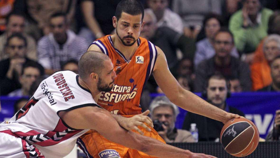 Valencia Basket 87 - 80 UCAM Murcia