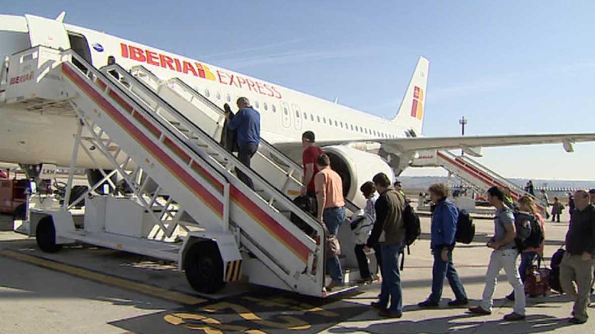 Iberia ha inaugurado de forma oficial su filial de bajo coste