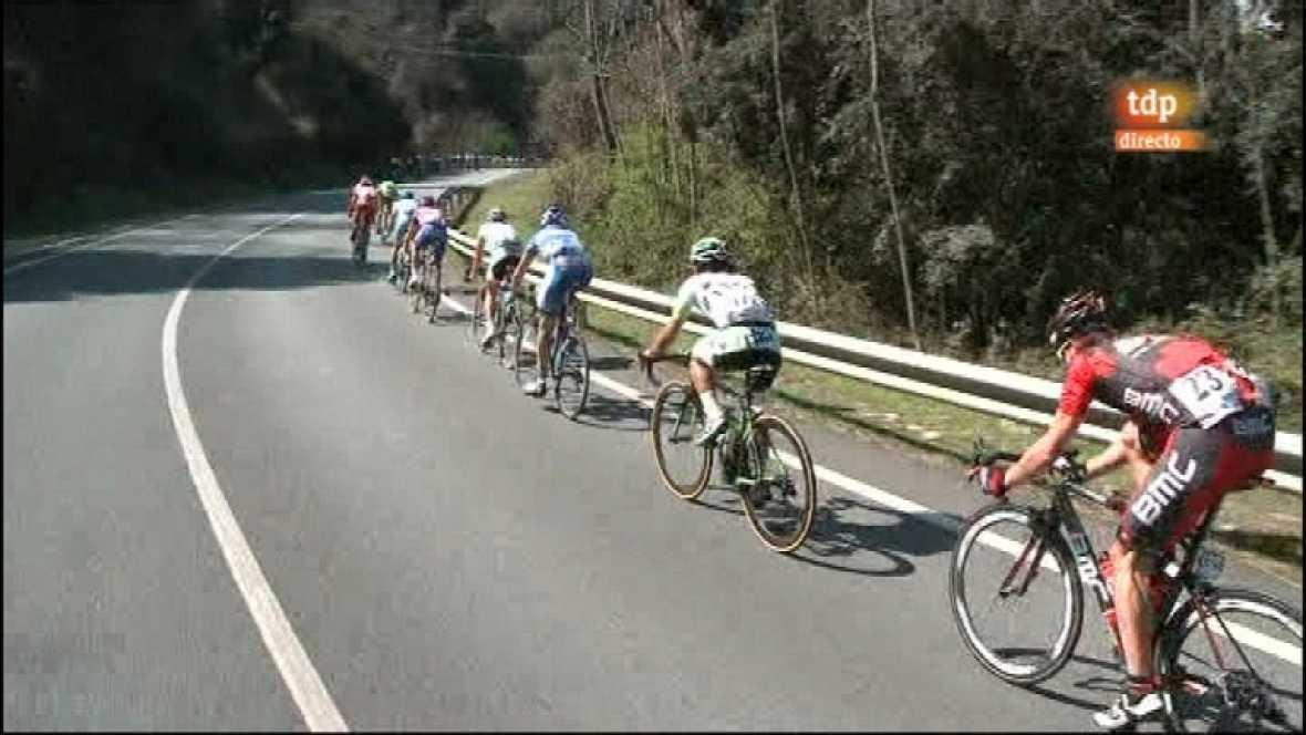 Ciclismo - Volta a Catalunya, 7ª etapa: Badalona Centre Comercial Màgic-Barcelona (Sarrià) - 25/03/12 - Ver ahora