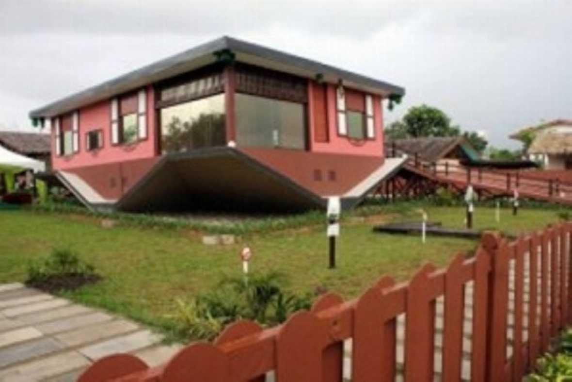 On off la casa por el tejado on off a la carta - La casa por el tejado ...
