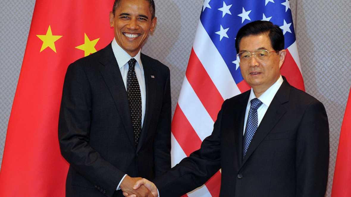 Obama intenta convencer a China para que Corea del Norte no lance su satélite