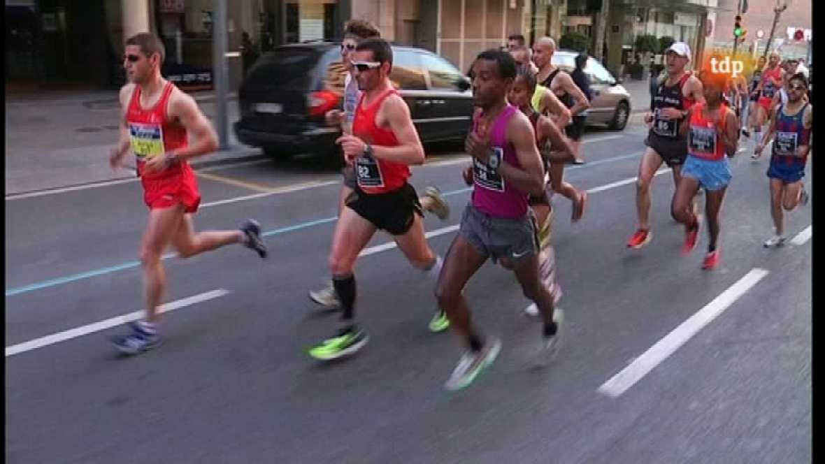 Atletismo - Maratón de Barcelona 2012: resumen - Ver ahora