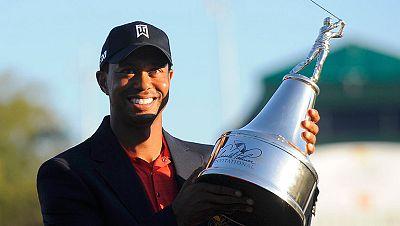 Tiger se reencuentra con el triunfo