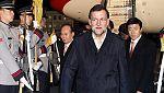 Rajoy opina desde Seúl sobre los resultados en las elecciones de Andalucía y Asturias