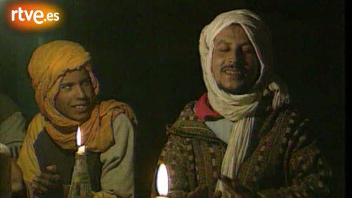 Presentación de 'La ruta de los exploradores' (1994)