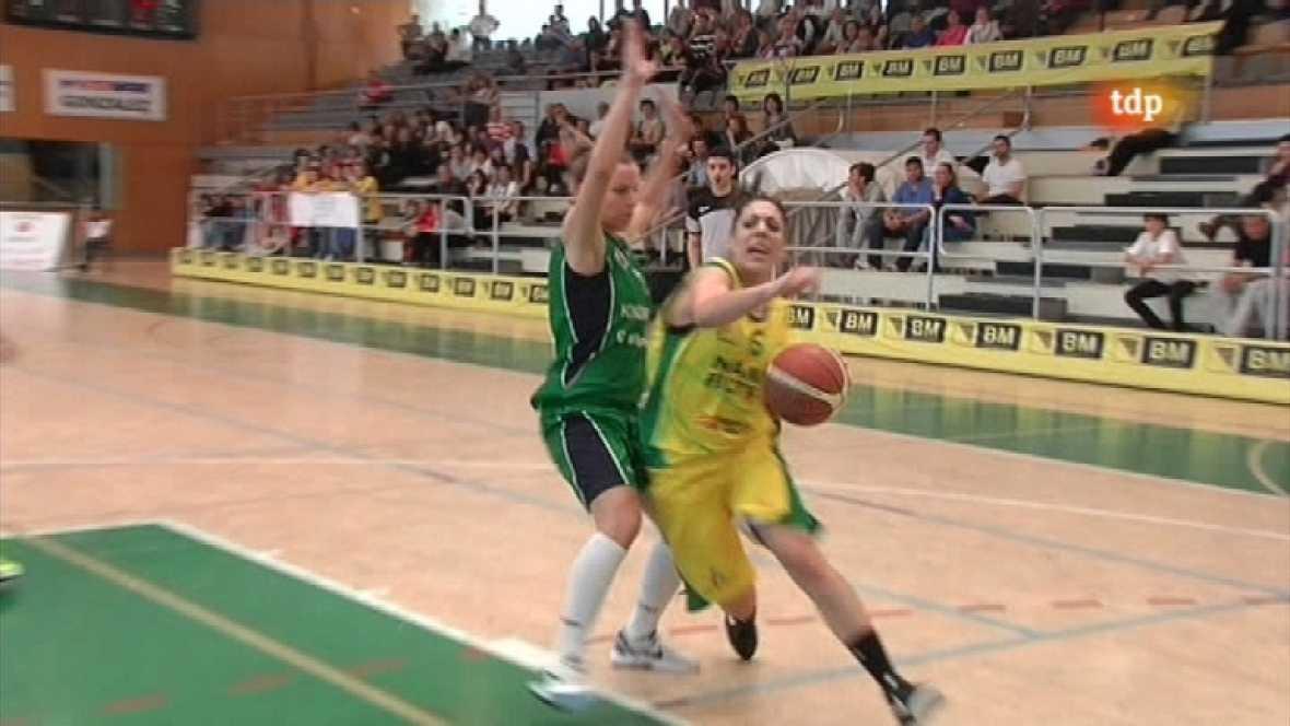 Baloncesto - Liga femenina - Hondarribia Irún-Mann Filter Zaragoza - Ver ahora