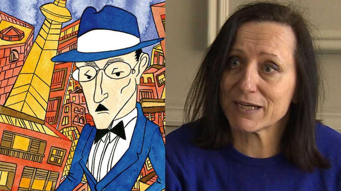 Laura Pérez Vernetti lleva a 'Pessoa' al cómic
