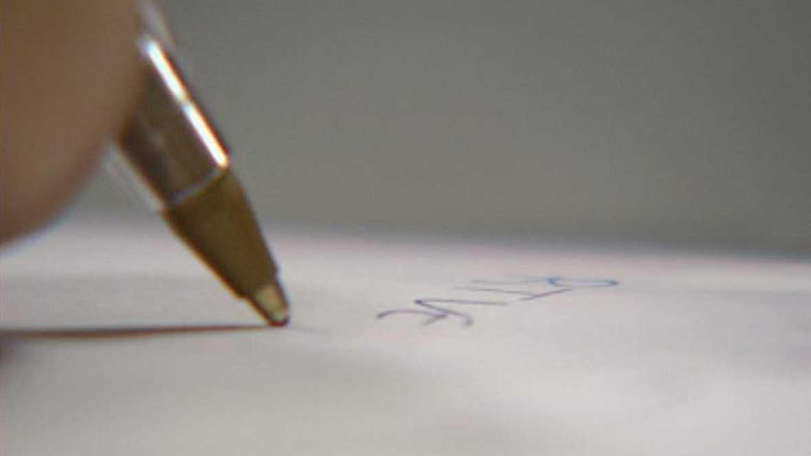 Exposición de cartas manuscritas en la Biblioteca Nacional