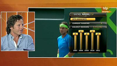 """Francis Roig: """"Al tenis olímpico no se le daba la importancia que tiene"""""""