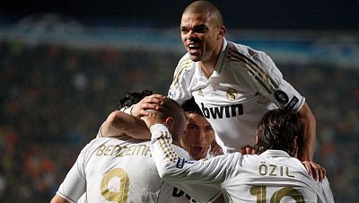 El Madrid con un pie en semifinales