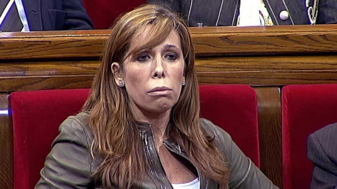 El PP y CiU intercambian reproches por la decisión de Convergencia Democrática de Cataluña