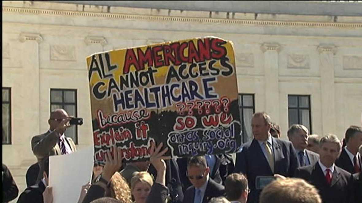 Reforma sanitaria en EEUU