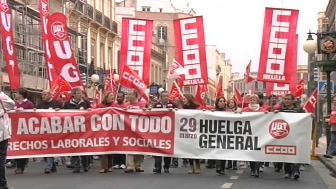 Melilla en 2' - 30/03/12