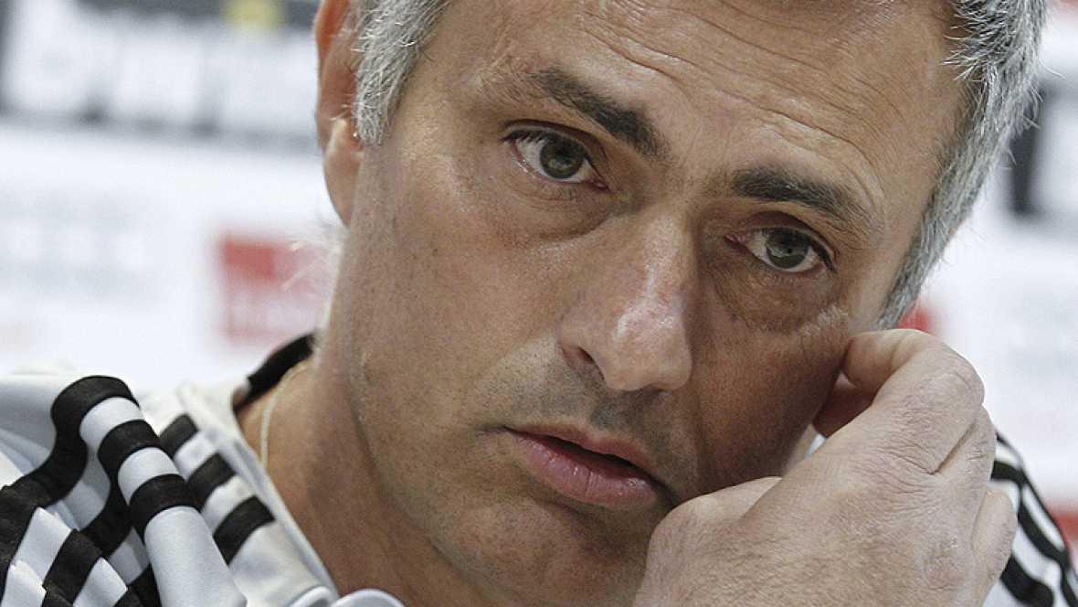 """Mourinho: """"El problema no es nuestro, es vuestro"""""""