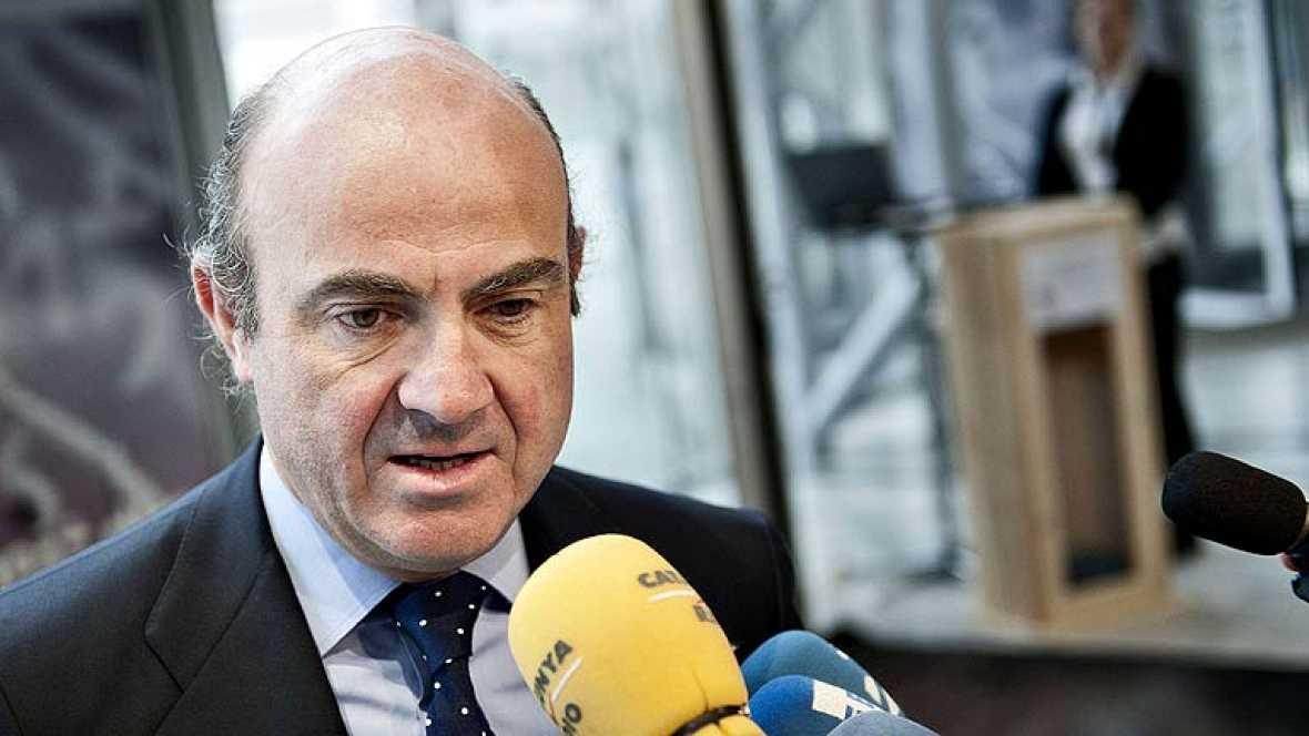 De Guindos asegura que la Comisión y el BCE han acogido los Presupuestos de forma positiva