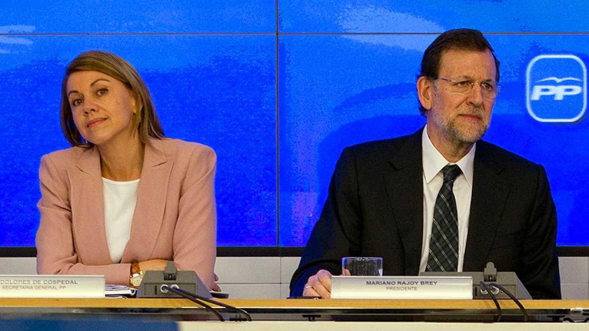 Rajoy reune a su ejecutivo para explicar las últimas medidas tomadas