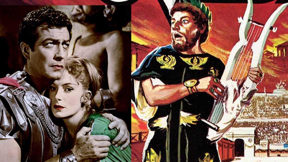 Clásicos de La 1 emite 'Quo Vadis', con Robert Taylor, Deborah Kerr y Peter Ustinov