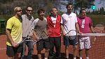 Sempre positius - Reportatge: Jugadors catalans de Copa Davis