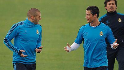El Real Madrid a batir al Apoel y pasar a semifinales