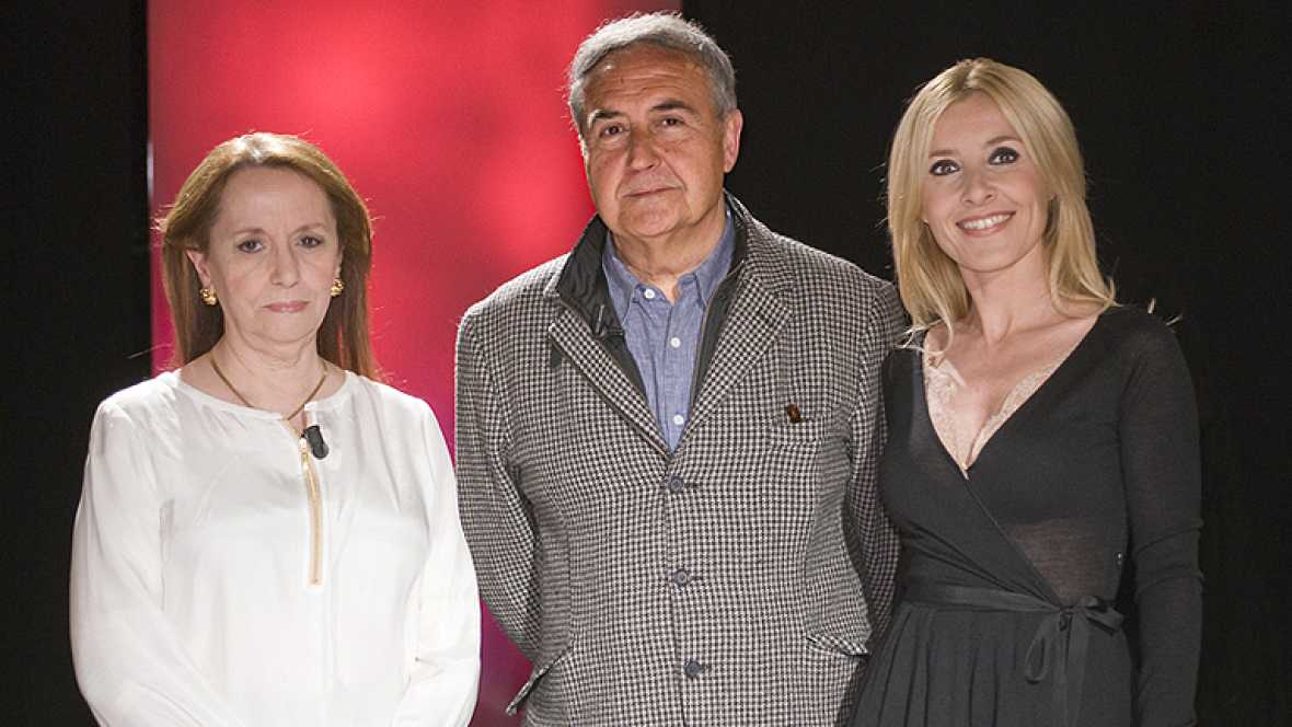'Versión española': Montaje especial para RTVE.es del coloquio sobre 'La casa de Bernarda Alba'