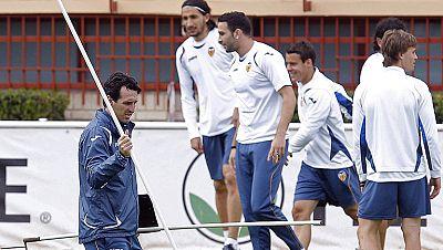 El Valencia busca remontada y el Atlético sentencia
